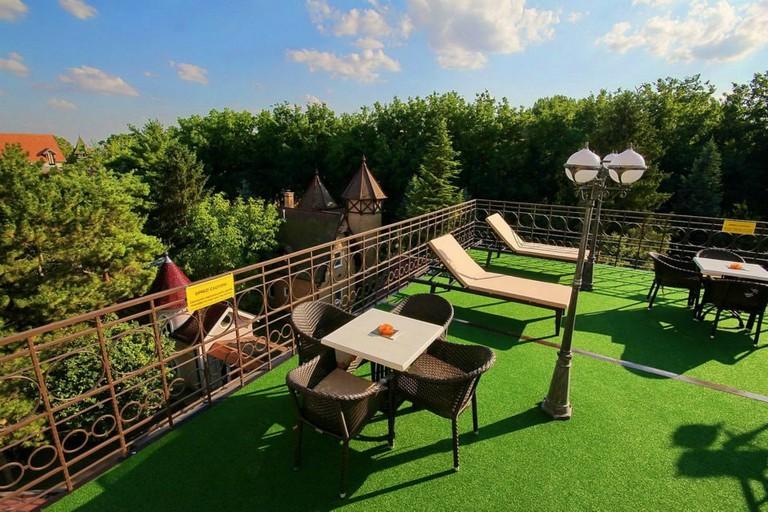 Hotel Palic Resort, near Subotica