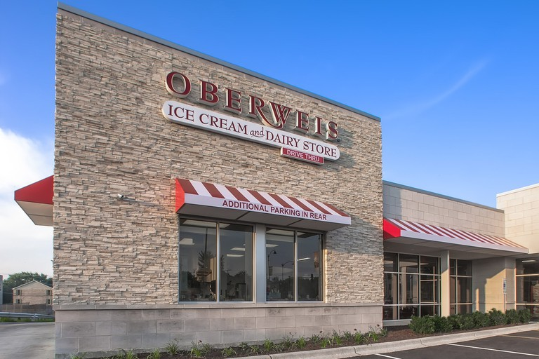 Oberweis Ice Cream Store