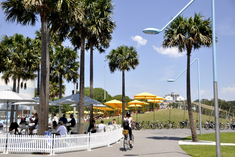 Prince Alfred Park Sydney