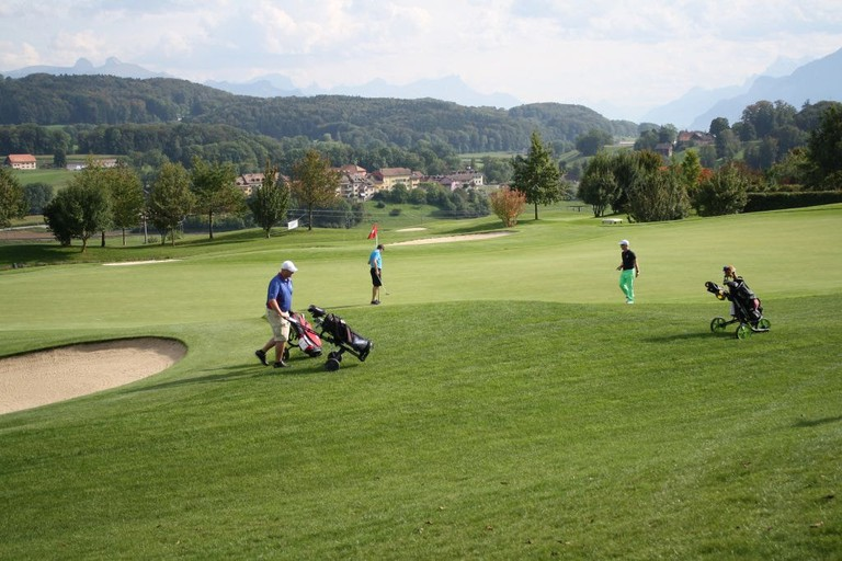 Gamma Pachuca is located next to Pachuca's oldest golf course