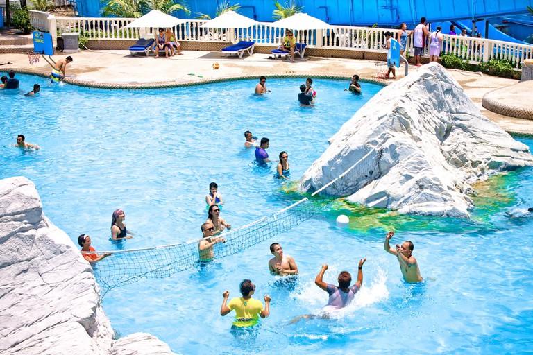 Grand Swimming Pool