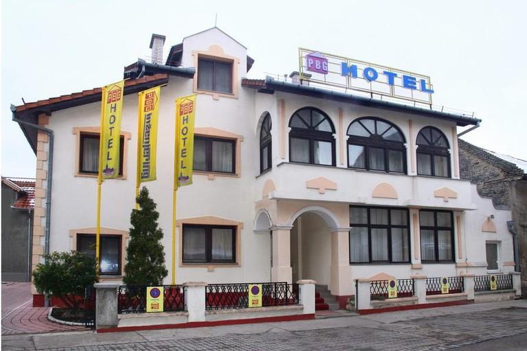 Hotel PBG, Subotica