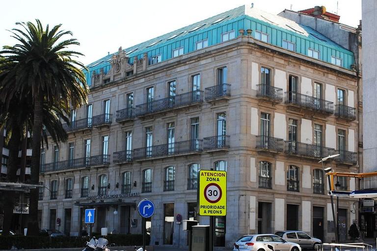 Hotel AC Palacio Universal, Vigo