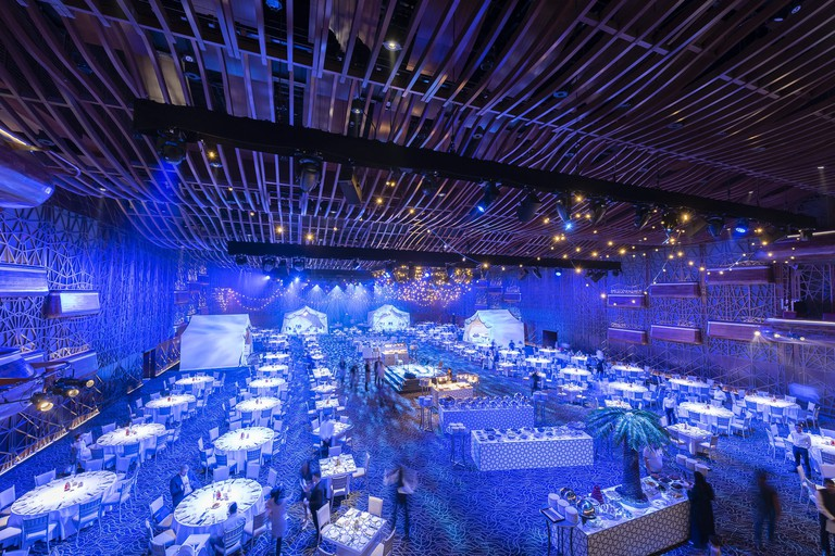 Banquet Hall at Dubai Opera