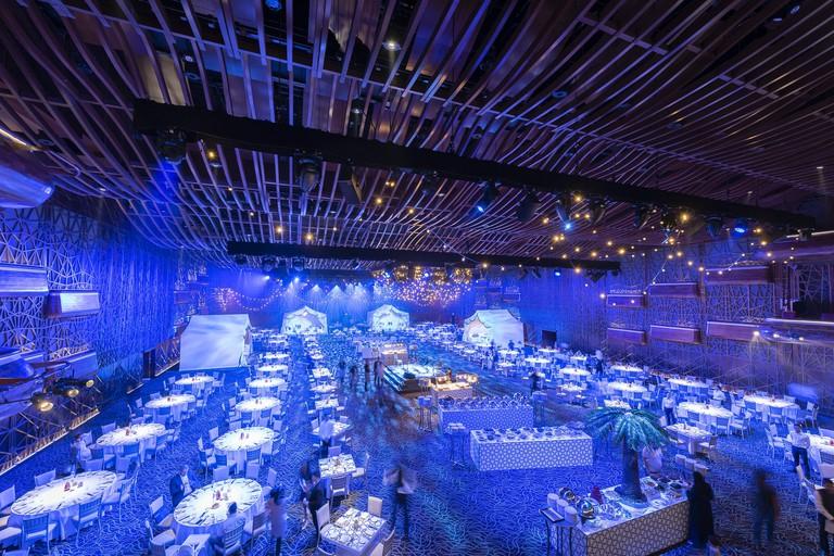 Banquet Hall at Dubai Opera