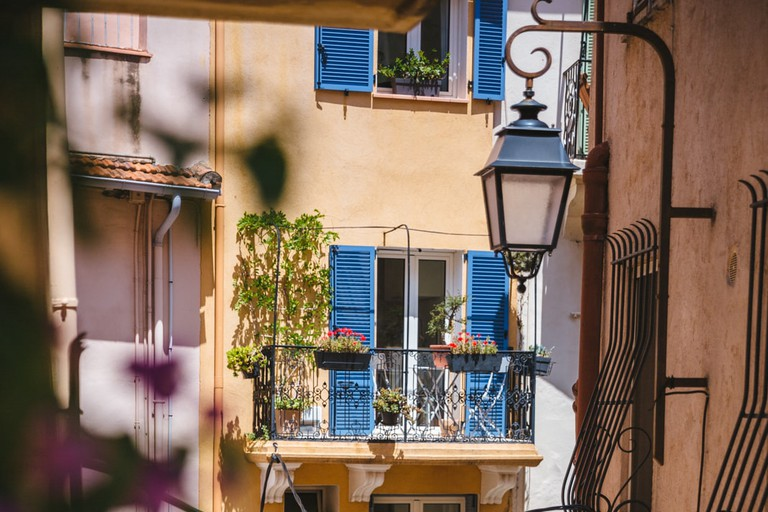 Le Suquet, Cannes, France