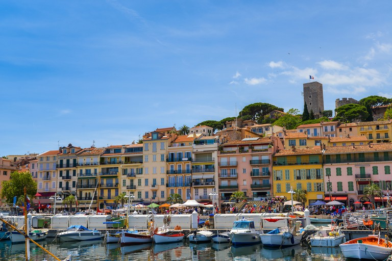 The Old Port, Cannes