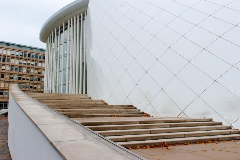 Philharmonie, Luxembourg