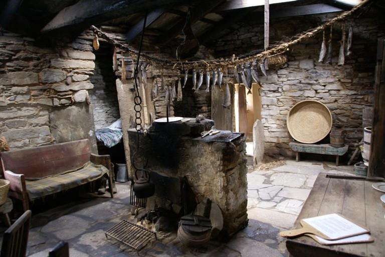 Kirbuster Farm Museum
