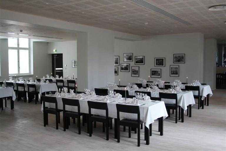 Korundi restauran with photos