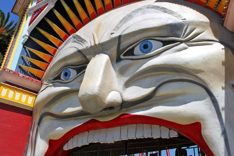 Luna Park face © Travis / Flickr