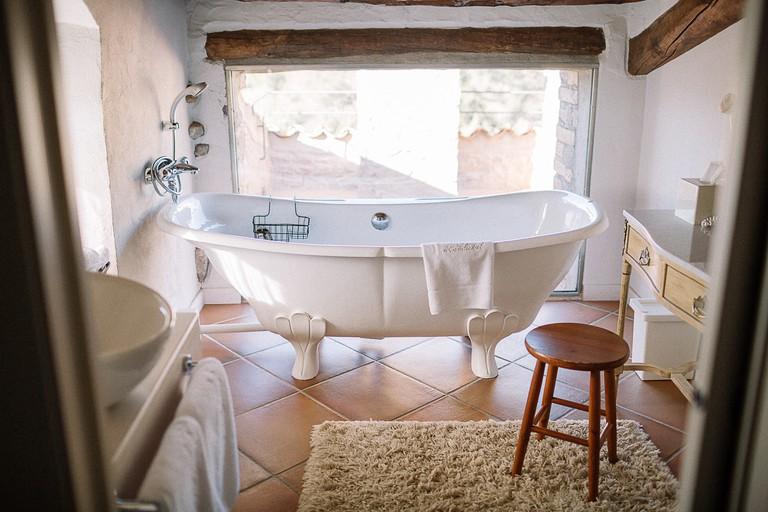 Rustic elegance at La Garriga de Castelladral Courtesy of the hotel