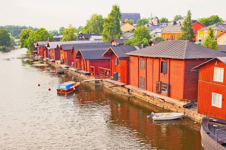 A photogenic gem in Porvoo, Finland