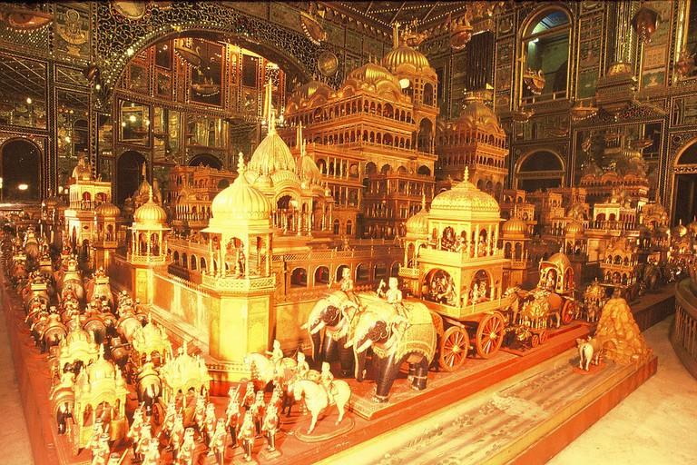 Nasiya temple