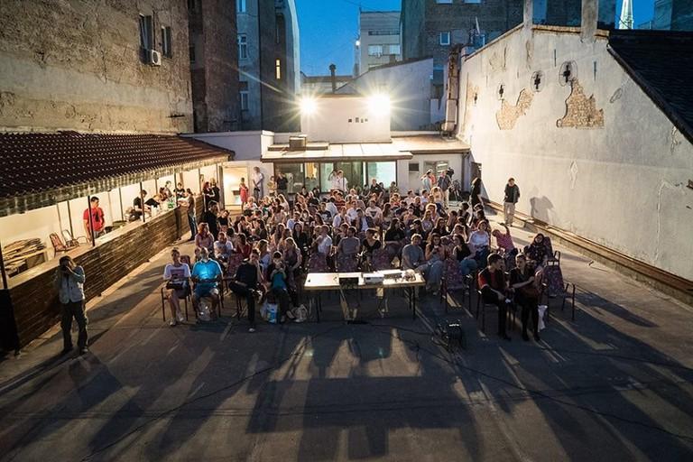 Novi Bioskop Zvezda is one of Belgrade's great resurrection stories