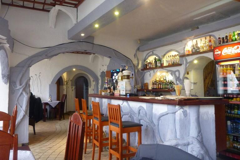 The trendy Pub Na Rynku | © Northern Irishman in Poland