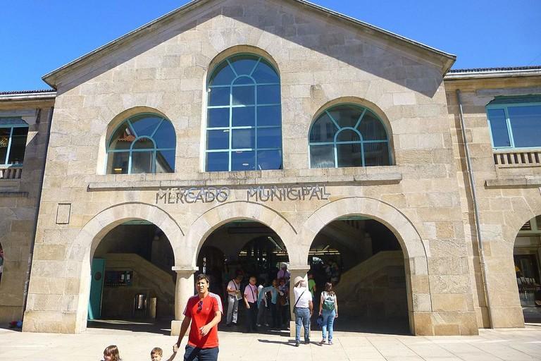 Mercado Municipal, Pontevedra, Spain
