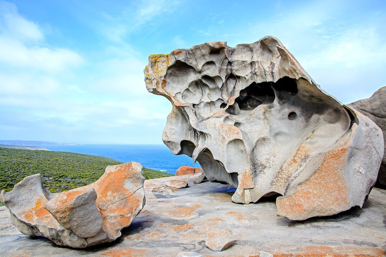 Remarkable Rocks on Kangaroo Island © Pasquale Paolo Cardo / Flickr
