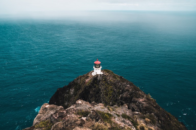 Makapu'u Lighthouse | © Remi Yuan/Unsplash