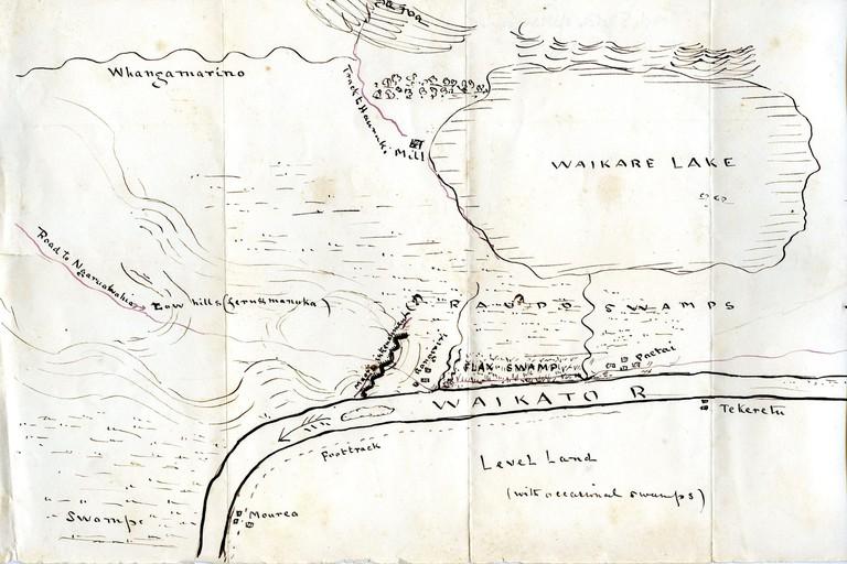 Rough Sketch Map