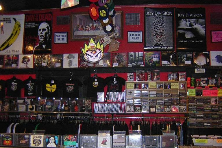 Ear Wax Record Shop   © Courtesy of Ear Wax Record Shop