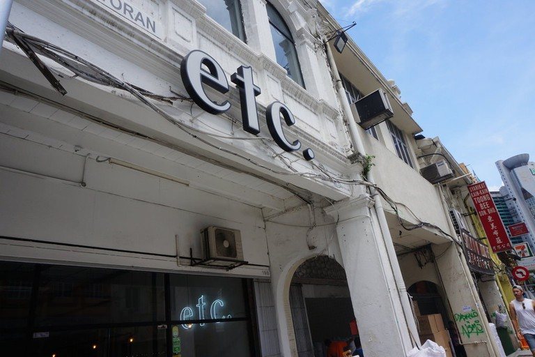 etc cafe kl