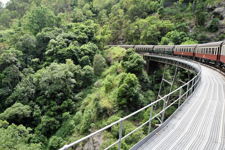 Scenic Railway journey in Cairns © Anne and David / Flickr