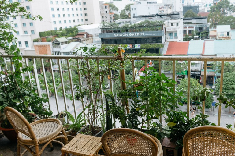 COFFEE SHOP APARTMENT-DISTRICT 1-SAIGON-VIETNAM