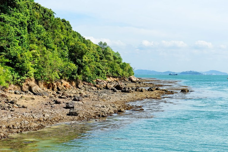Lazarus Island, Singapore