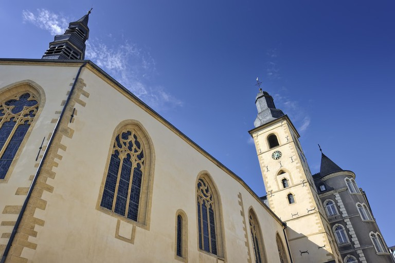 Saint Michael's Church at Luxembourg City, Grand Duchy of Luxembourg