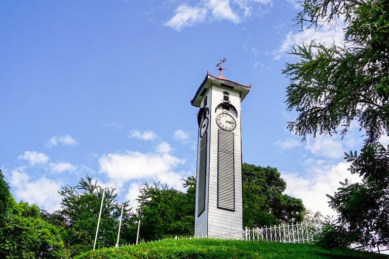 Atkinson Clock Tower, Kota Kinabalu city