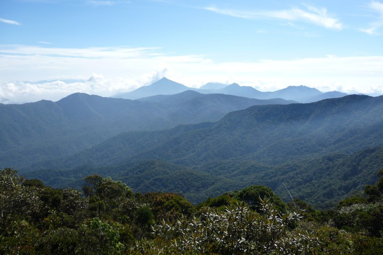 Yong Belar Mountain, Perak Malaysia