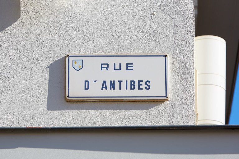 Rue d'Antibes, Cannes