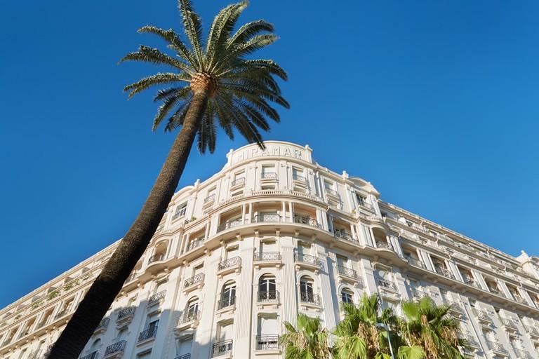 Le Palais Miramar Hotel, Cannes