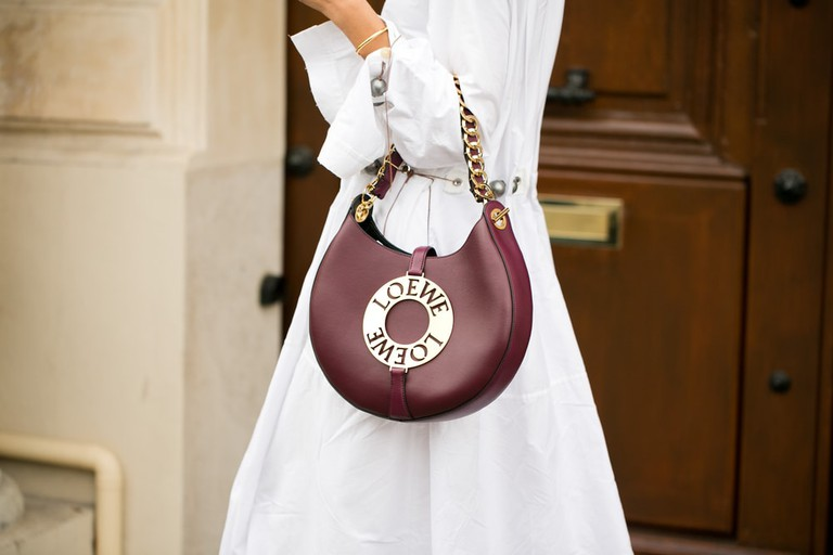 Loewe ready to wear handbag