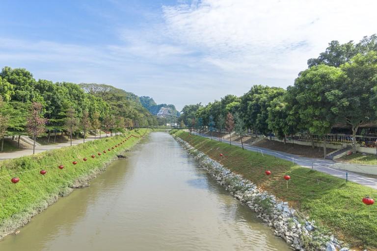 Kinta River, Malaysia