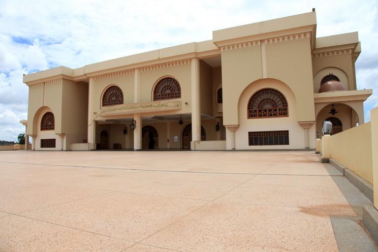 Gaddafi Mosque, Kampala, Uganda