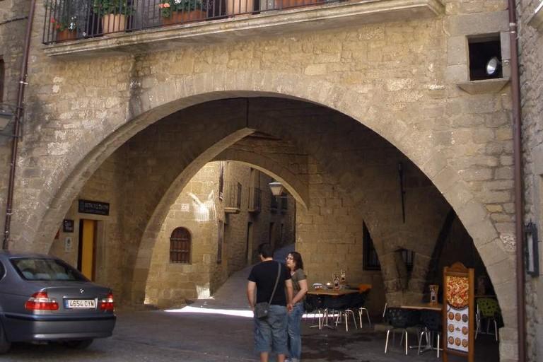 Plaza de la Villa, Sos del Rey Católico