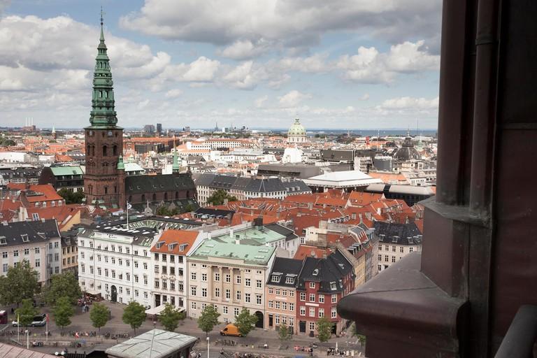 Taarnet_the tower view Copenhagen