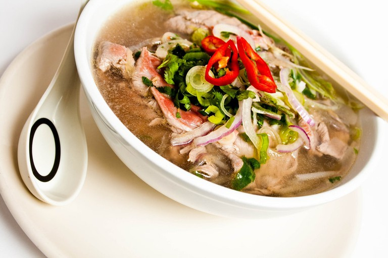 Vietnamese pho © Nick Nguyen / Flickr