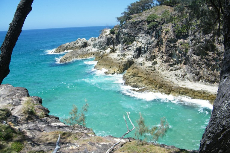 View from the Headland Walk on Stradbroke Island © Michael Zimmer / Flickr