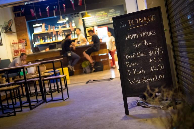 La Pétanque Bar