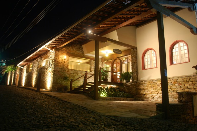 hotels Ouro Preto Brazil