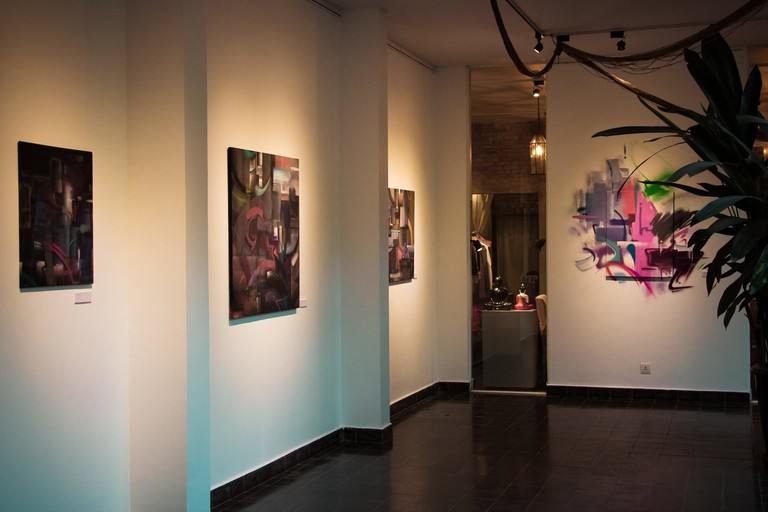 Lotus Pond Art Gallery