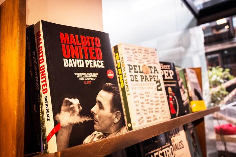 Librería del Fútbol, online bookstore, bookstore in Montevideo, soccer bookstore, Uruguayan bookstore