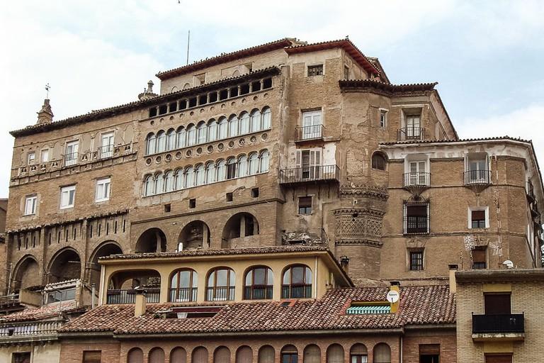 Palacio Episcopal, Tarazona, Spain