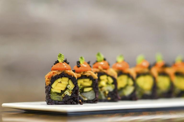 © Beyond Sushi