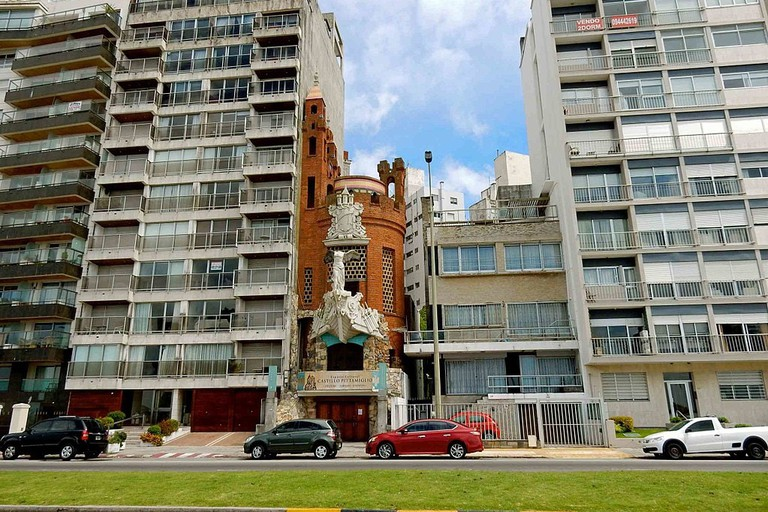 Castillo Pittamiglio, Montevideo, Uruguay