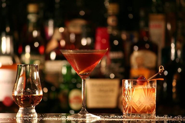 Cocktails | © Cocktailmarler/WikiCommons