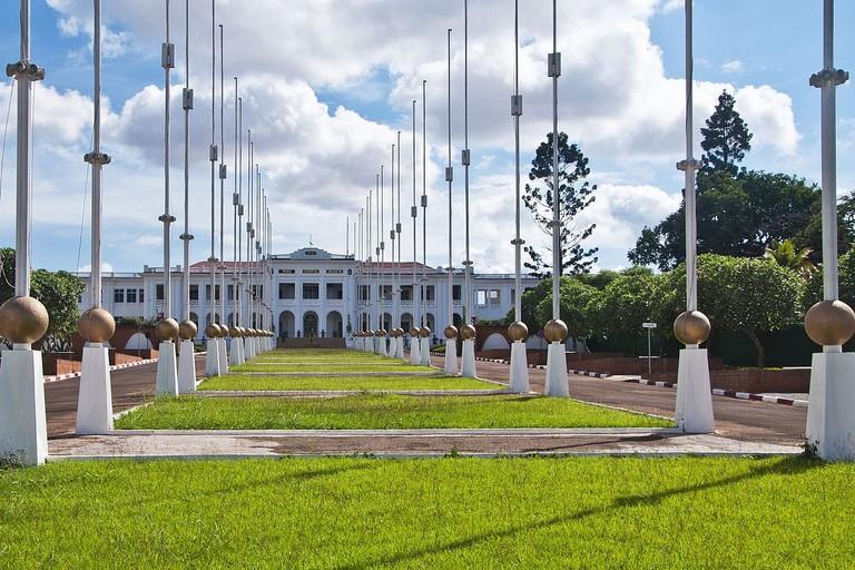 The National Museum, Yaoundé